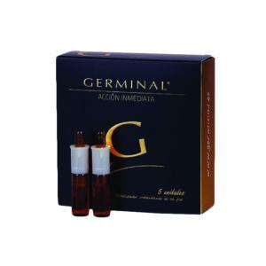 germinal 5ampollas acción inmediata