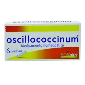 Oscillococcinum antigripal de Borion, 6 unidosis