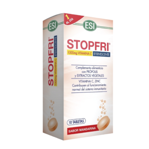 Stopfri Vitamina C, 10 tabletas